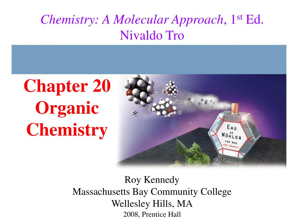 chapter 20 organic chemistry l.
