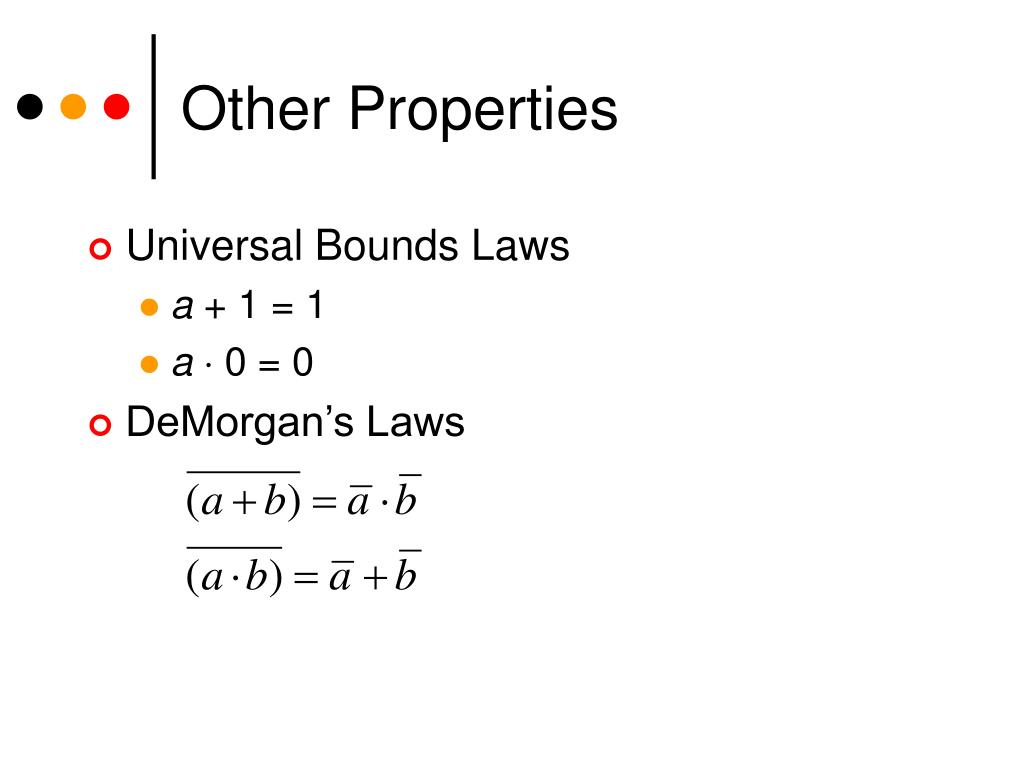 Other Properties