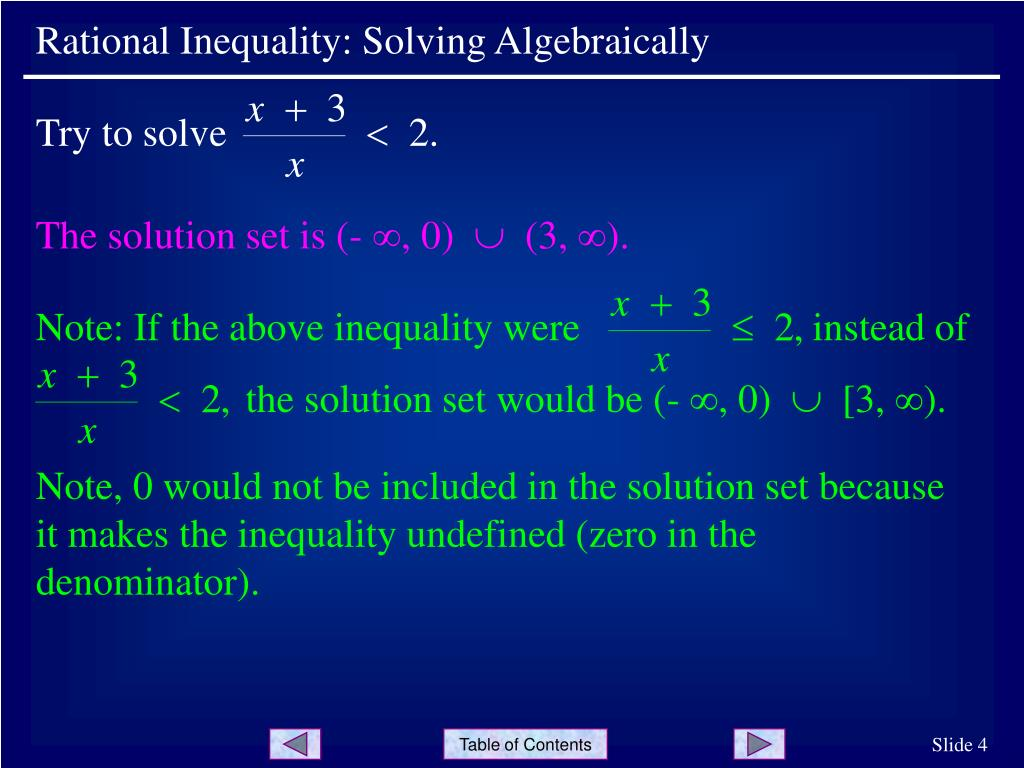 Try to solve