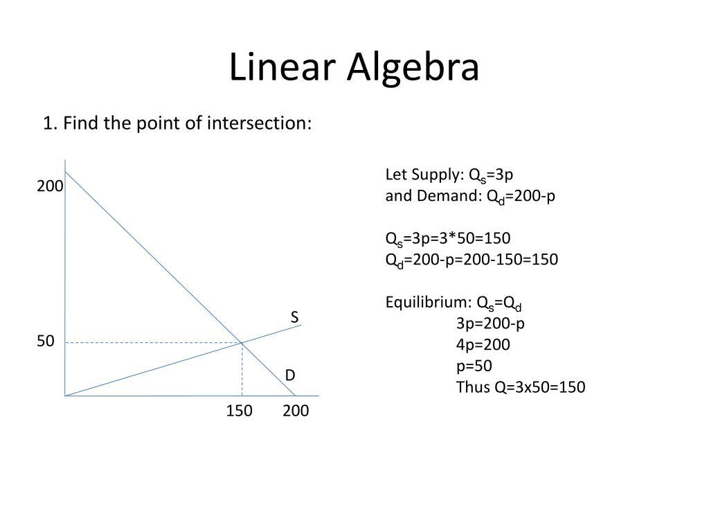 linear algebra l.