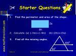 starter questions8