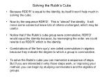 solving the rubik s cube30