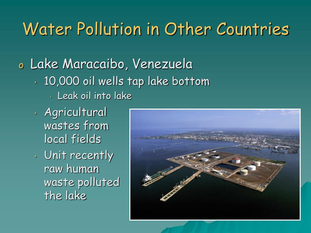Water Pollution in Other Countries