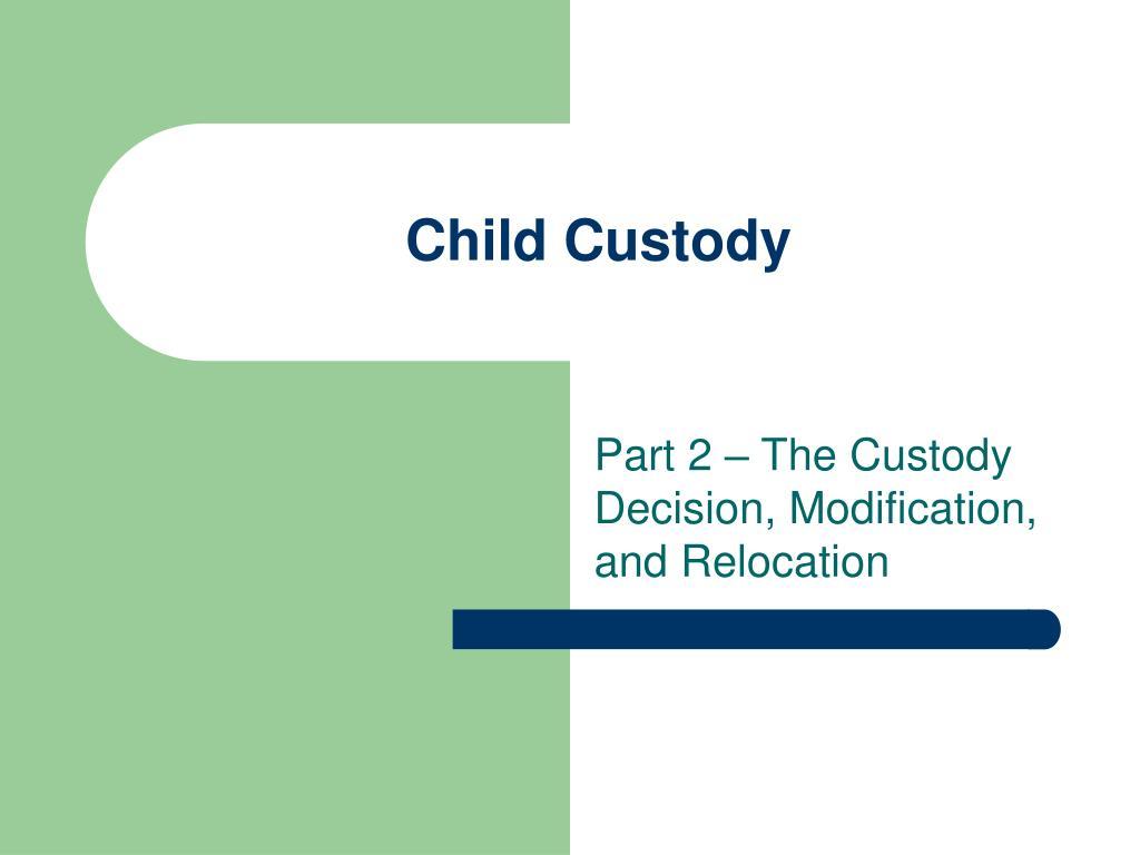child custody l.