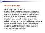 what is culture4