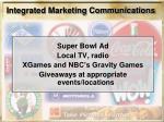 integrated marketing communications7