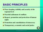 basic principles9