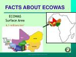 facts about ecowas5
