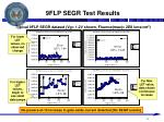 9flp segr test results
