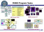 rhbd program tasks12
