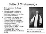 battle of chickamauga16