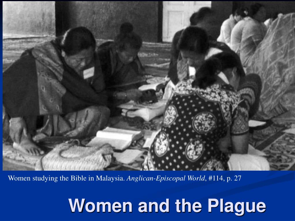 Women and the Plague