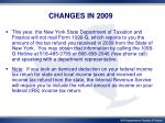 changes in 20097