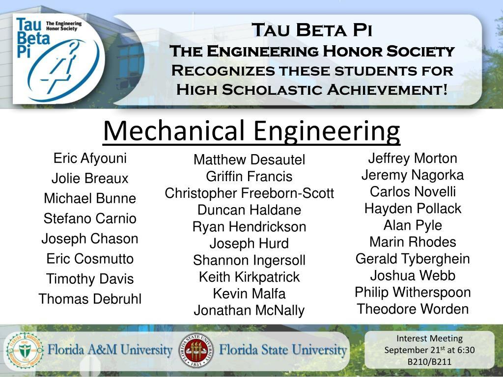 mechanical engineering l.