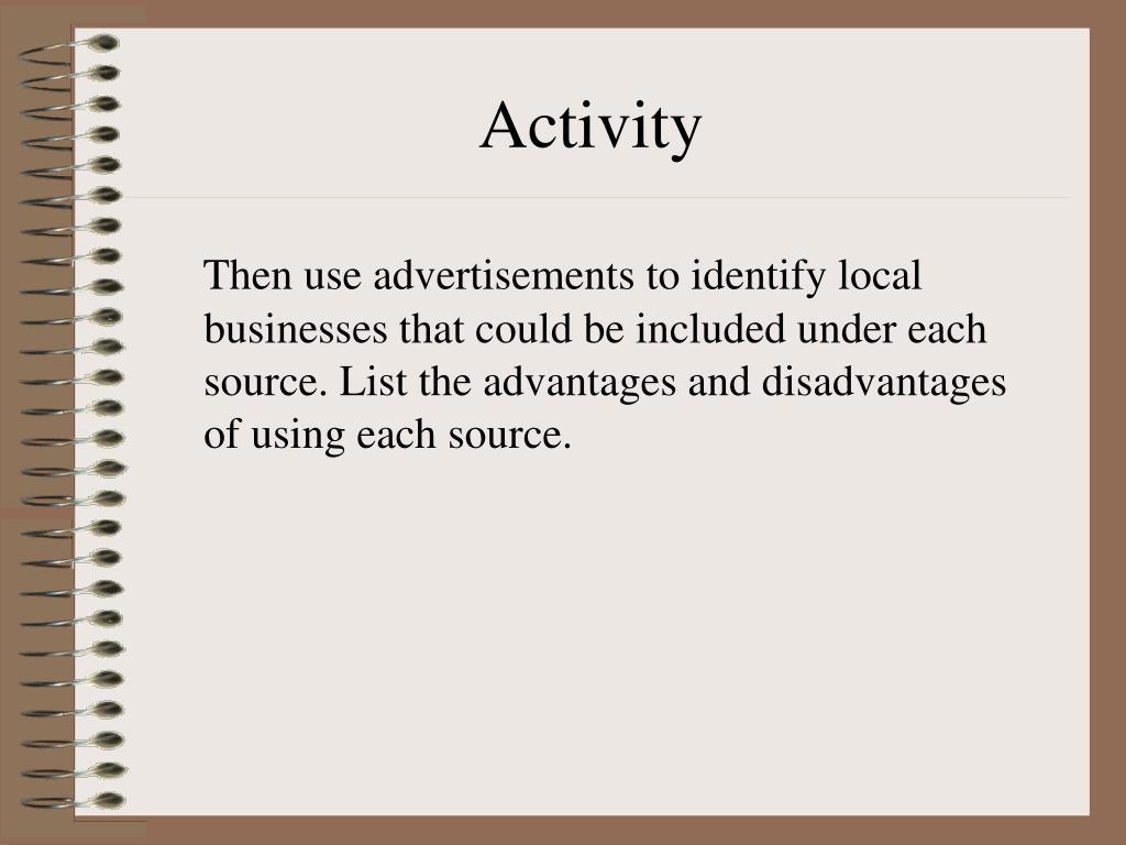 Activity