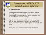 preventores del ipem 270 general manuel belgrano2