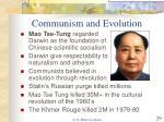 communism and evolution29