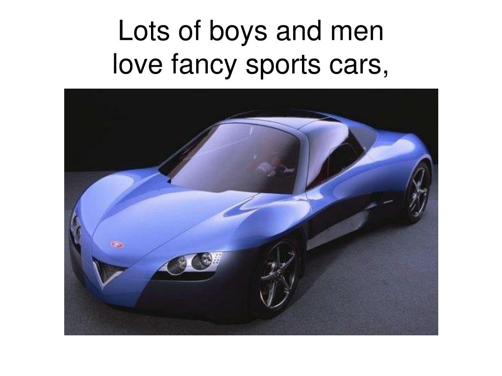 Lots of boys and men