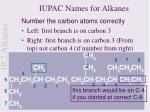 iupac names for alkanes43