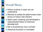 overall theory