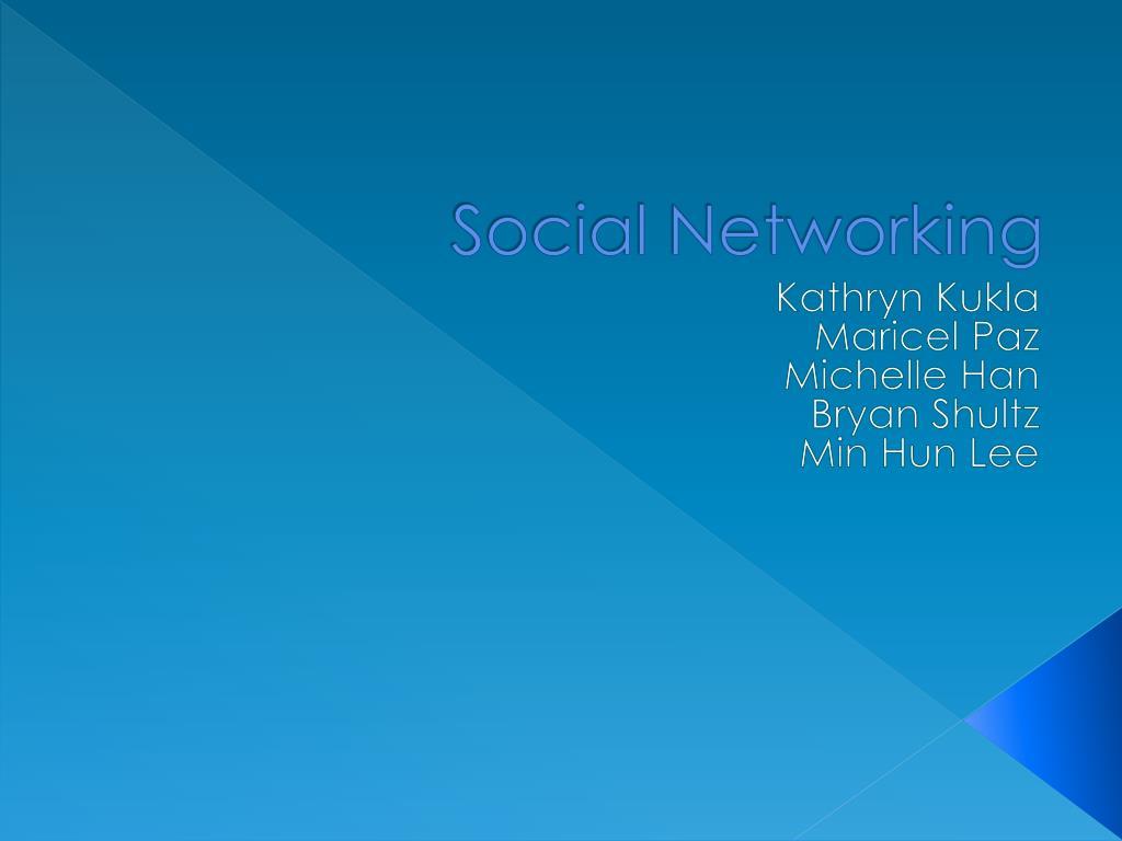 social networking l.