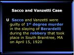 sacco and vanzetti case13
