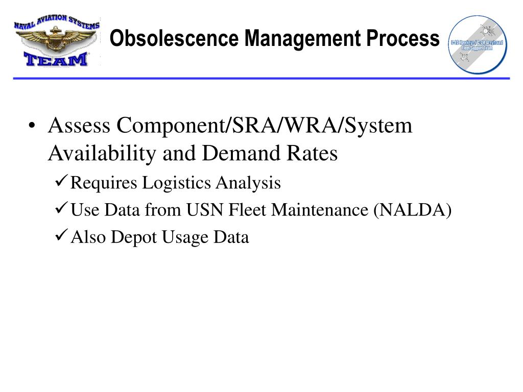 Obsolescence Management Process