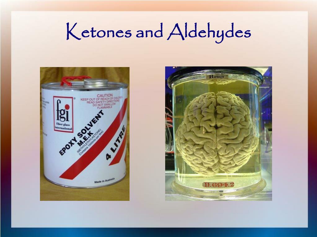 ketones and aldehydes l.