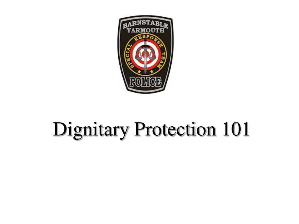 dignitary protection 101 l.
