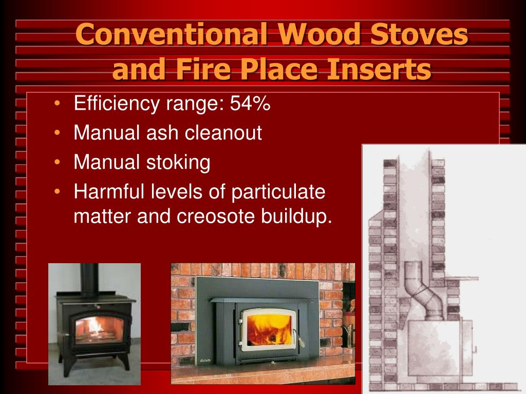 Conventional Wood Stoves