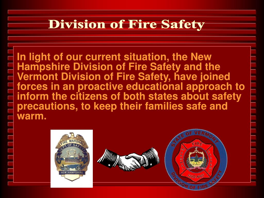 Division of Fire Safety