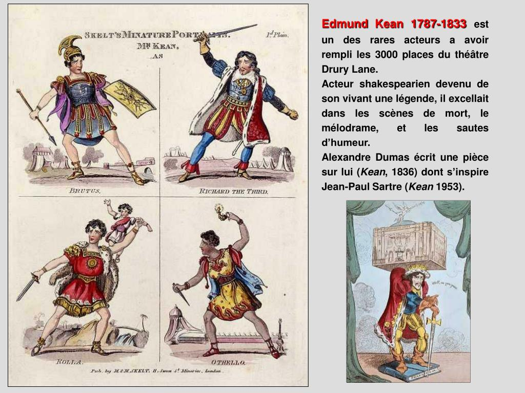 Edmund Kean 1787-1833