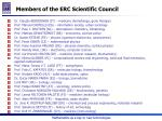 members of the erc scientific council