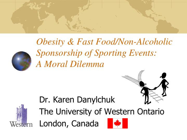 Obesity fast food non alcoholic sponsorship of sporting events a moral dilemma