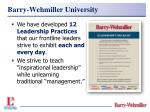 barry wehmiller university23