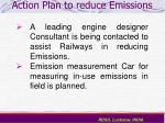 action plan to reduce emissions34