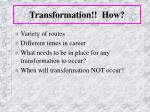 transformation how15