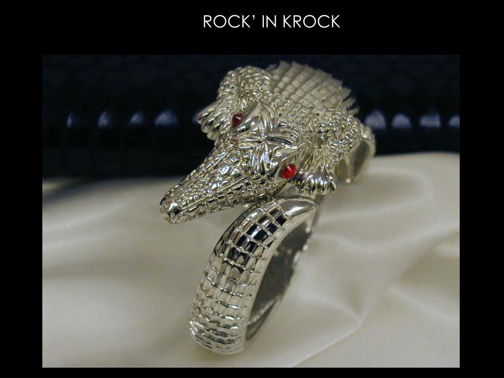 ROCK' IN KROCK