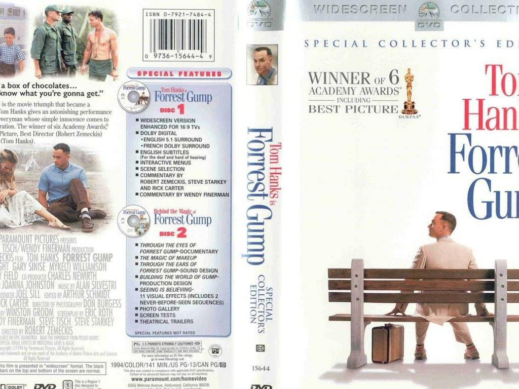 psychological review of movie forrest gump Directed by robert zemeckis with tom hanks, robin wright, gary sinise, sally field the presidencies of kennedy and johnson, vietnam, watergate, and other history unfold through the perspective of an alabama man with an iq of 75.