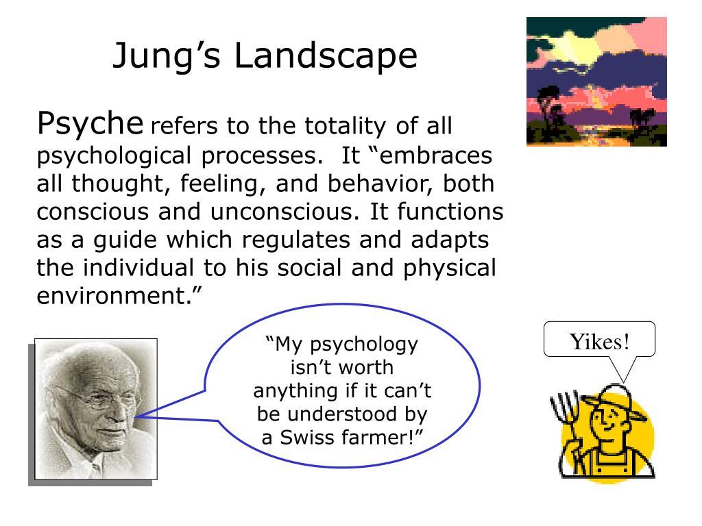 Jung's Landscape