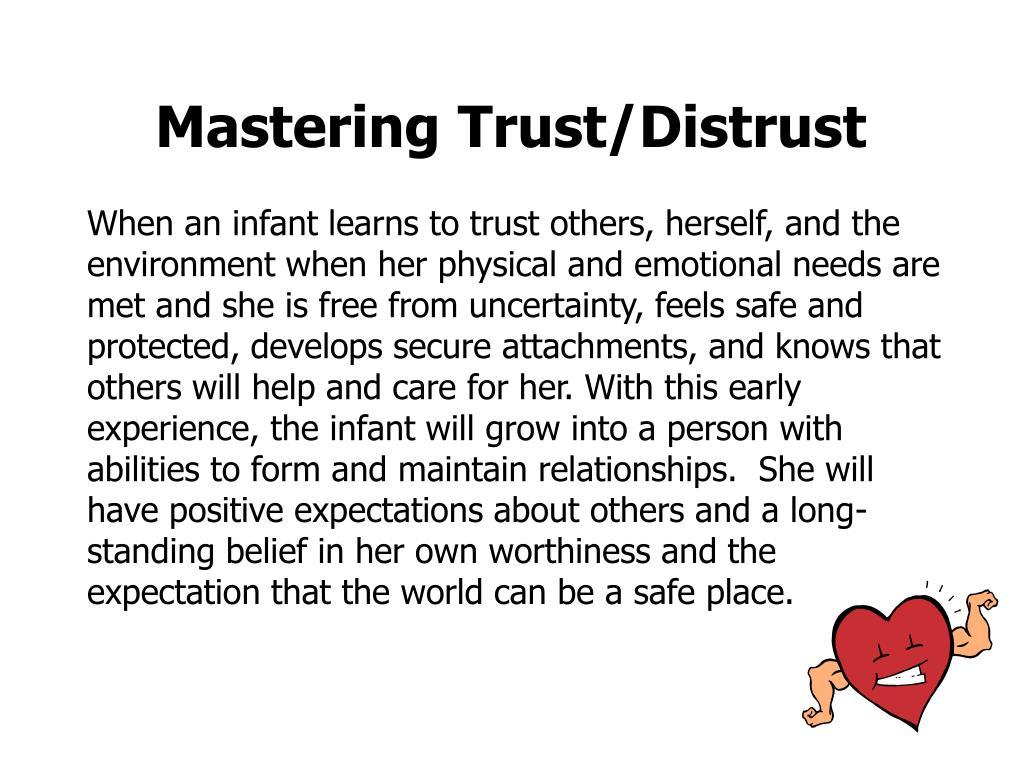 Mastering Trust/Distrust