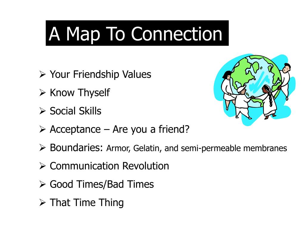 A Map To Connection