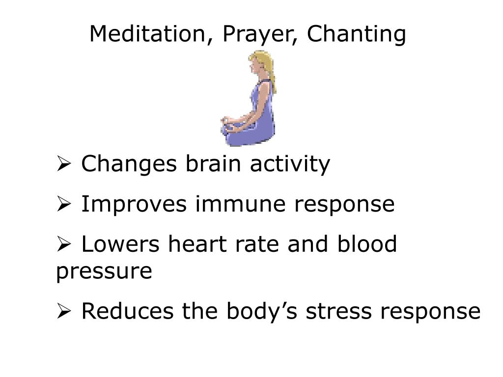 Meditation, Prayer, Chanting