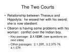 the two courts
