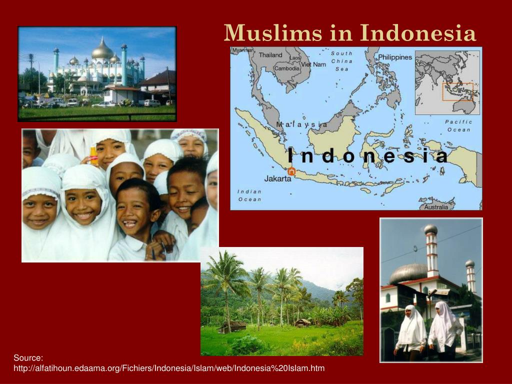 Muslims in Indonesia