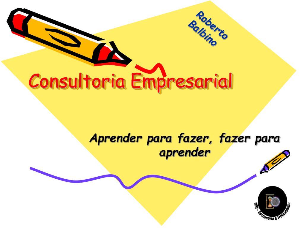 consultoria empresarial l.