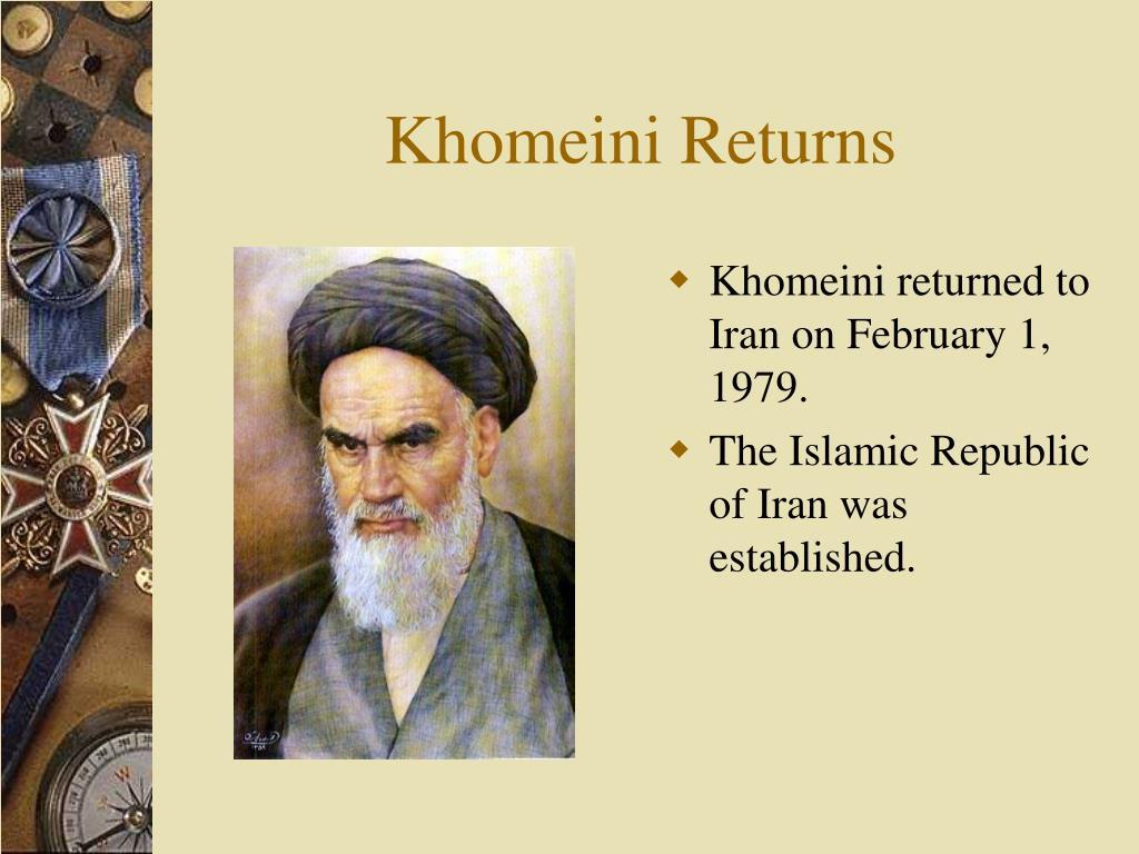 Khomeini Returns