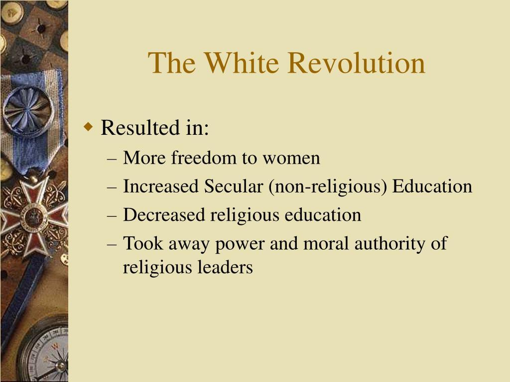 The White Revolution