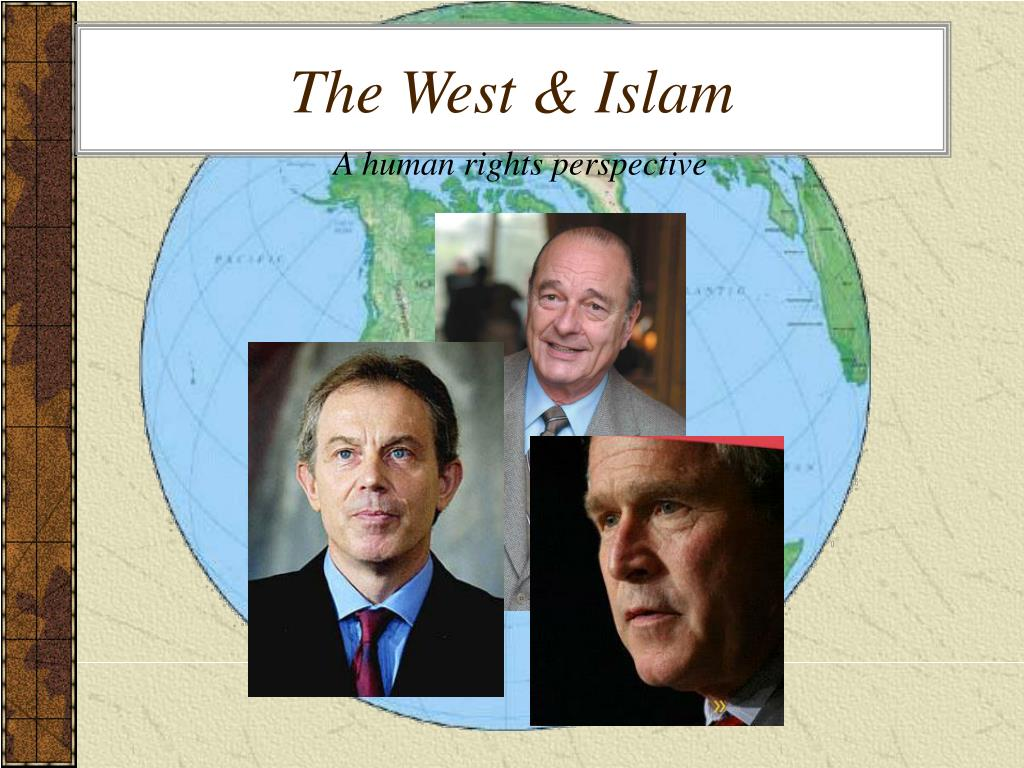 The West & Islam