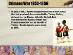 crimean war 1853 1856